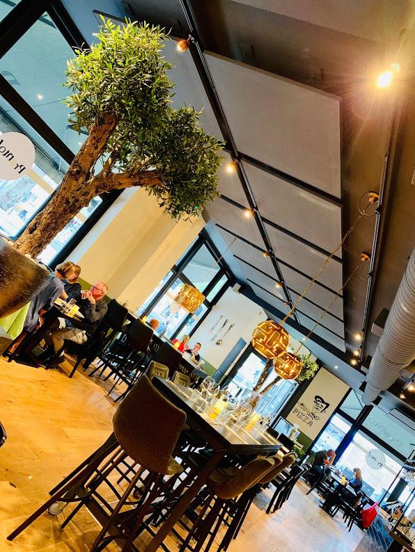 Restaurant Pizze Pronto - Madhawie.nl