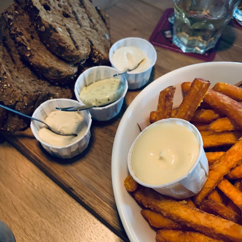 Borrelhapjes - Burgerbar Ome Toon - www.madhawie.nl