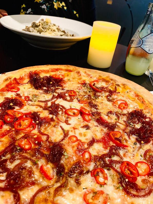 Pizza Pizze Pronto - Madhawie.nl