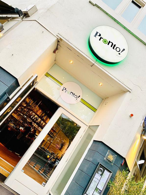 Ingang Pizze Pronto - Madhawie.nl